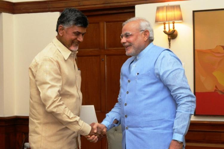 BJP says Andhra doesnt need special status setback for Naidu