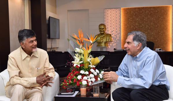 Tata Trusts to develop 264 villages in Andhra Pradesh
