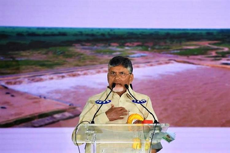 KCR colluded with BJP to target me Andhra CM Naidu responds to TRS chief
