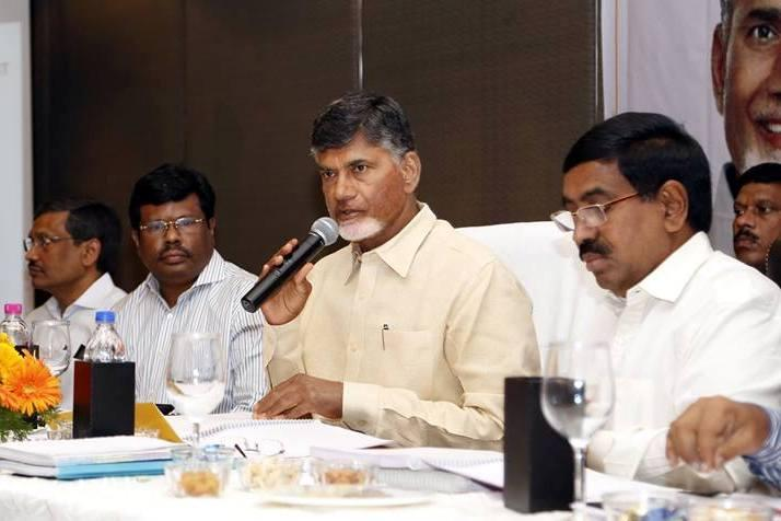 Andhra Pradesh hopes temporary Secretariat will be ready by mid-June