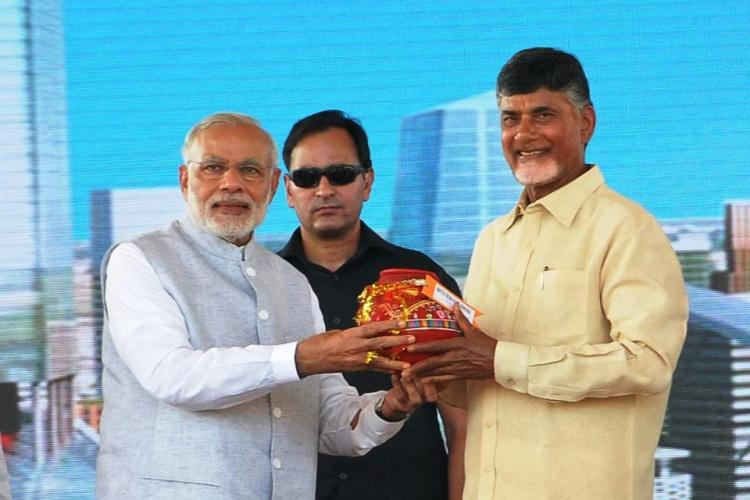After Shiv Sena BJPs alliance with TDP in Andhra in trouble