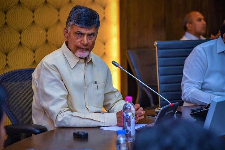 Alliance with BJP to continue AP CM Naidu tells TDP MPs to mount pressure on Centre