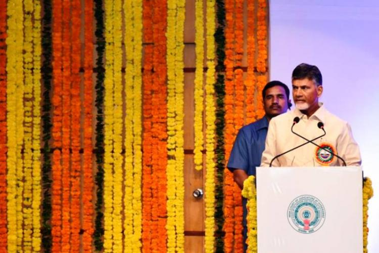 Justice has not been done yet Delay in granting special status to AP irks Naidu