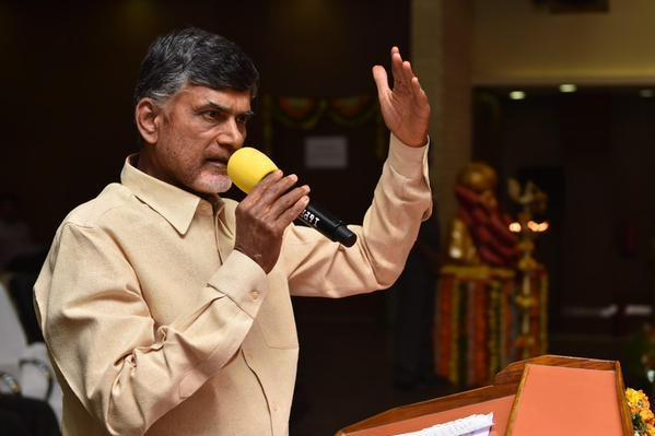 Andhra yet to come to terms with bifurcation says CM Chandrababu Naidu