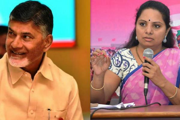 TRS MP Kavitha blames AP CM for delay in HC bifurcation