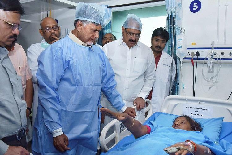 Andhra boat tragedy Vijayawada police arrest seven criminal cases booked