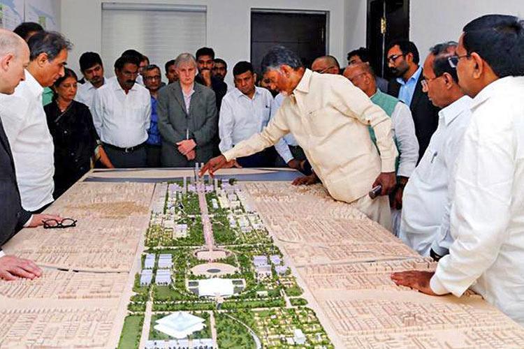 Green panel pulls up AP govt Centre over Amaravati questions violations