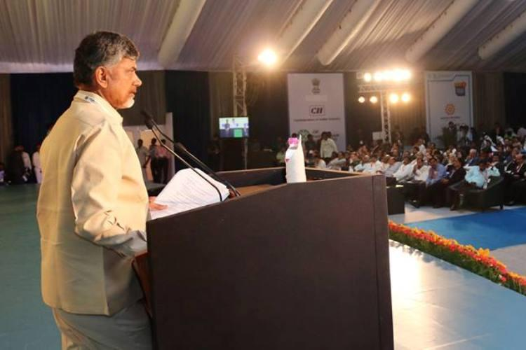 Andhra signs MoUs worth Rs 104 lakh crore in two days of CII Partnership Summit