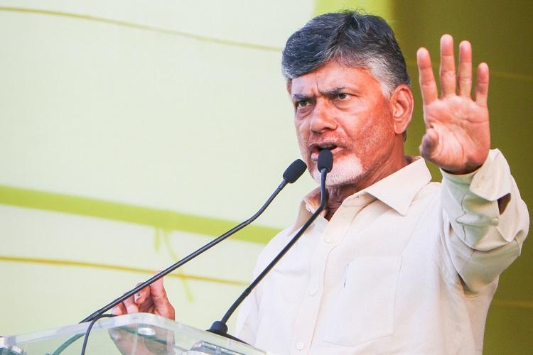 Kia motors set up plant in Andhra despite Modis threats CM Naidu