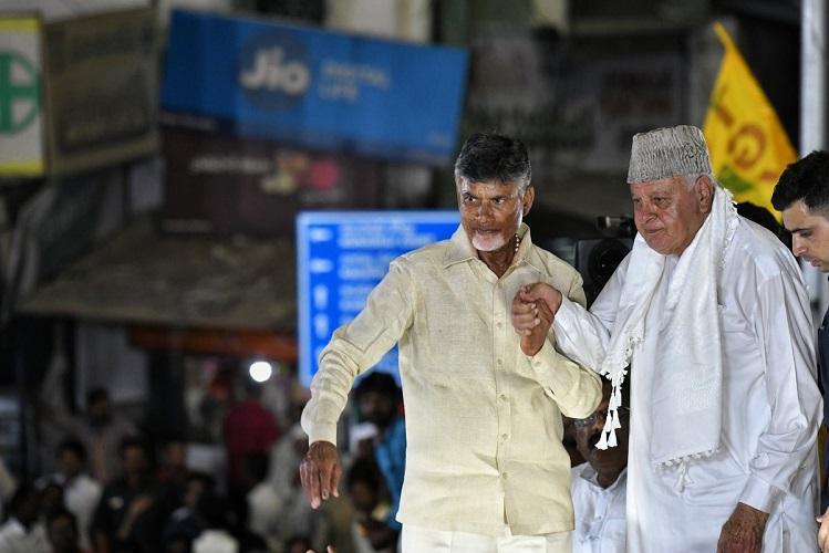 Farooq Abdullah has no political validity YSRCP hits back for remark against Jagan