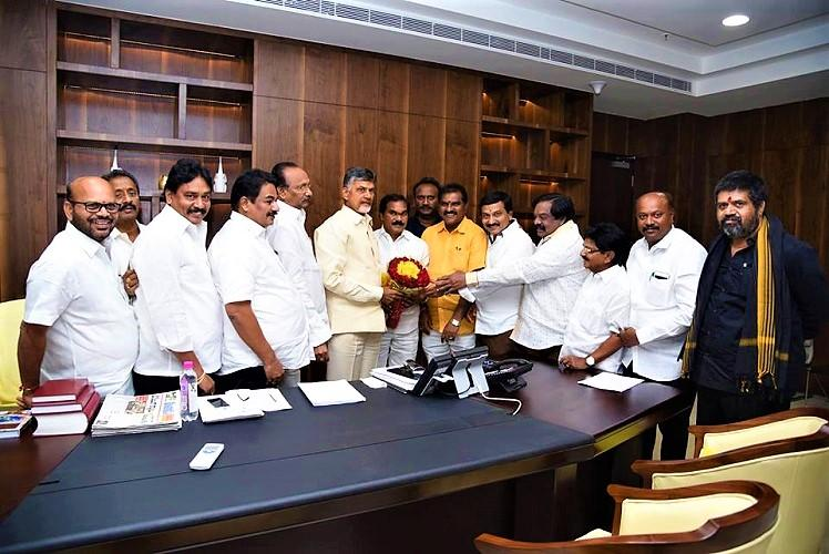 Andhra passes Kapu quota bill An electoral boost for CM Naidu and the ruling TDP