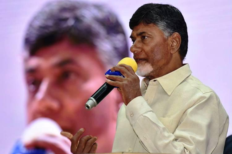 Andhra CMs mega prize for any Andhra scientist who gets a Nobel Rs 100 crore