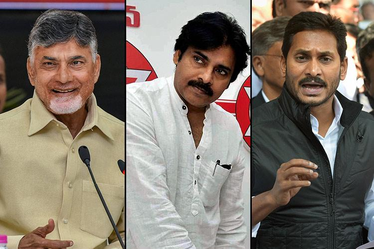AP Assembly polls With a third option which way will the swing voters go