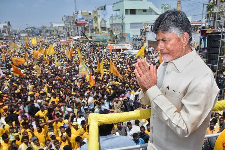 After facing his worst-ever electoral defeat what happens to Chandrababu Naidu now