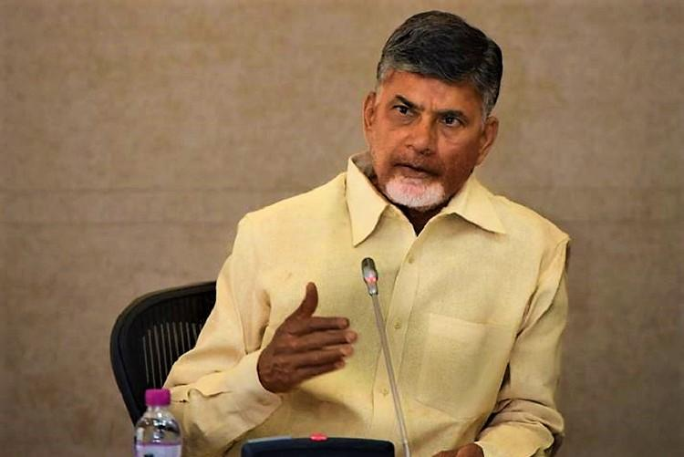 Andhra CM Naidu writes to Lok Sabha MPs seeking support on no-trust vote