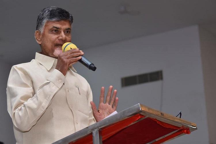 Andhra CM Naidu declares state open defecation free as govt builds 27 lakh toilets