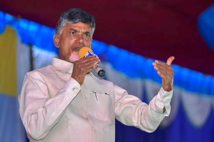 Now TDP vs Shiv Sena over unruly MP Andhra CM Naidu backs Aviation minister
