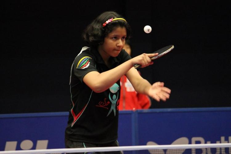 Table tennis player Naina Jaiswals FB page hacked police complaint filed