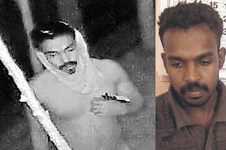 Keralas captain underpants Cops arrest naked thief who wore chaddi on his head