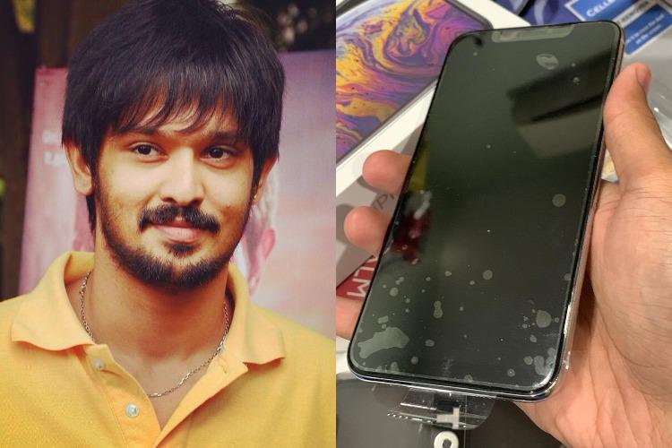 Actor Nakkhul alleges he was duped by Flipkart after receiving fake iPhone XS Max