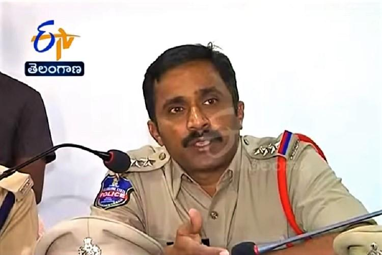 Missing Telangana cop traced to Andhra says he was taking a break from work