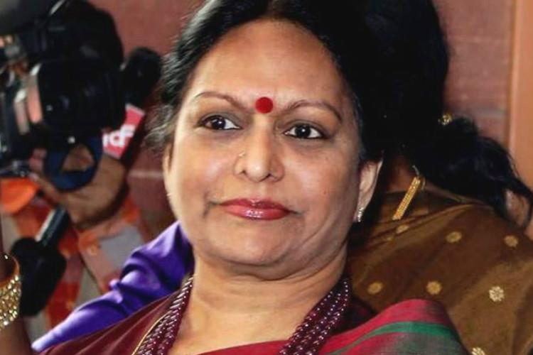 Saradha chit fund scam Madras HC grants Nalini Chidambaram interim anticipatory bail