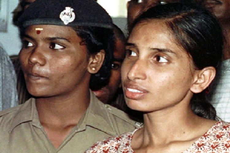 Rajiv Gandhi assassination convict Nalini out on parole to perform fathers last rites