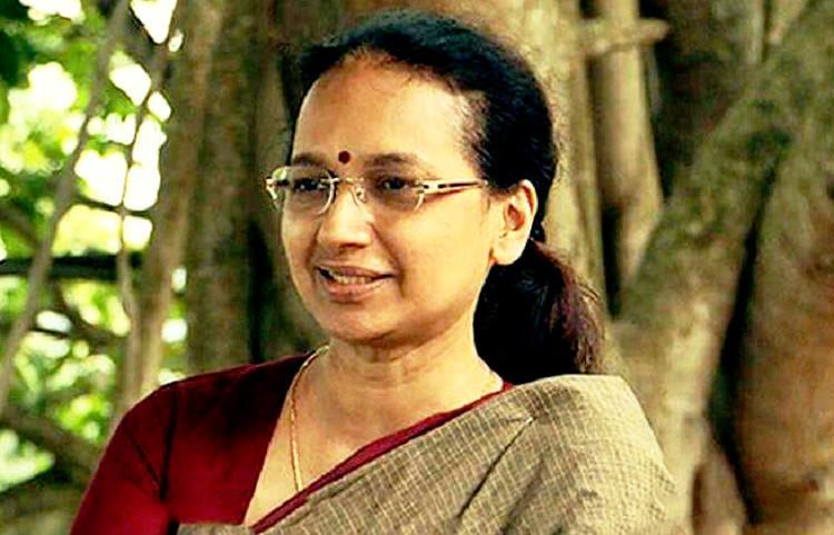 Chief Principal Secretary to Kerala CM Nalini Netto resigns