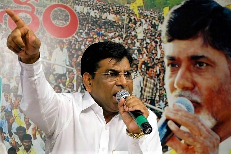 Hyderabad police book former TDP MP for threatening woman with private photos