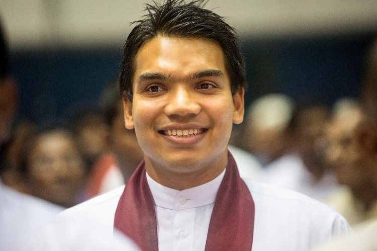 Cannot ignore Indias influence in Sri Lankan elections Namal Rajapaksa to TNM