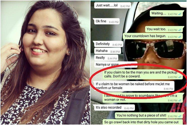 Im a doctor show your stomach Man tries to harass Chennai woman fails miserably