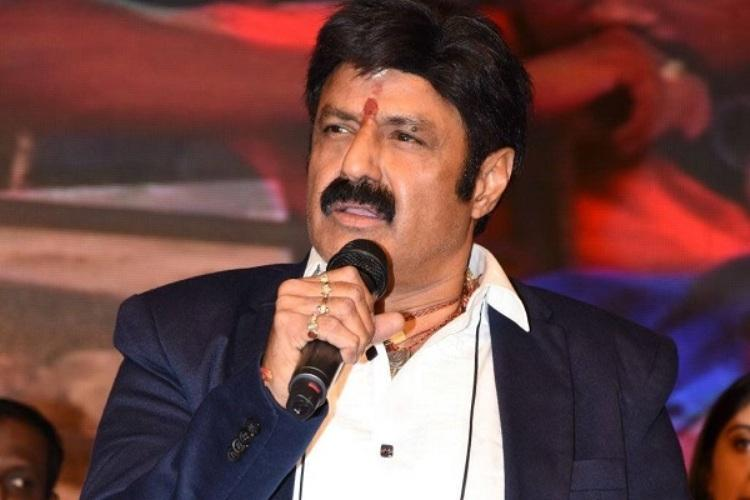 Airport security finds Rs 10 lakh in demonetised notes with actor Balakrishnas wife