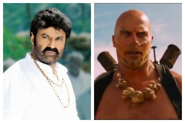 Mad Max actor Nathan Jones wont fight Nandamuri Balakrishna in Gauthamiputra Satakami