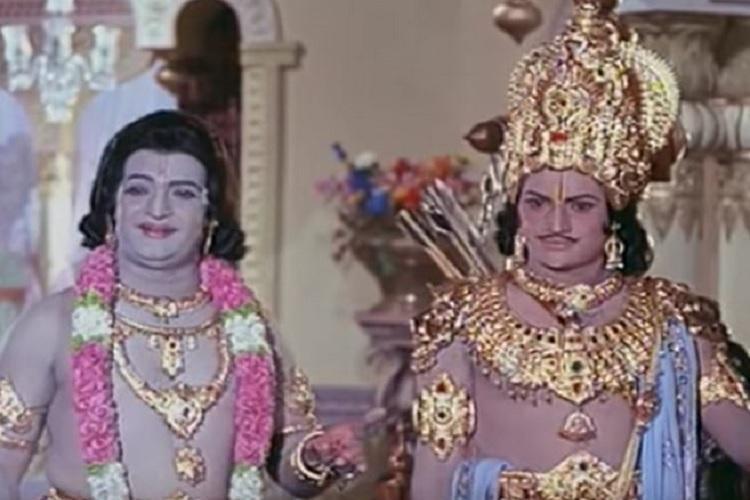 From child actor to mass hero roles Nandamuri Harikrishnas short film career