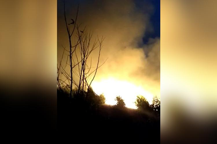 Two fires in 14 days at Nandi Hills Is this an attempt to usurp land in the green belt