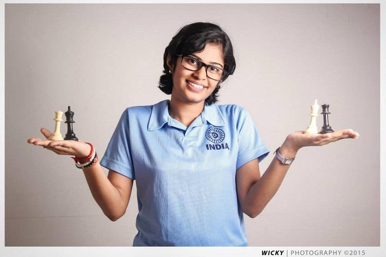 Meet Nandidhaa the small-town TN girl who grew up to become a chess champion
