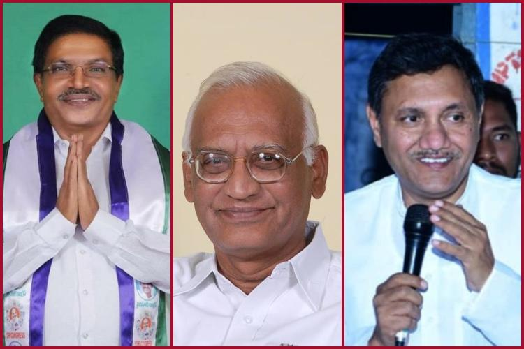 Andhra polls Once represented by Narasimha Rao Nandyal LS seat sees triangular fight