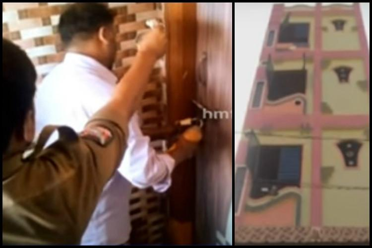 12-year-old boy in Andhra rescued after he was locked and abandoned for five days