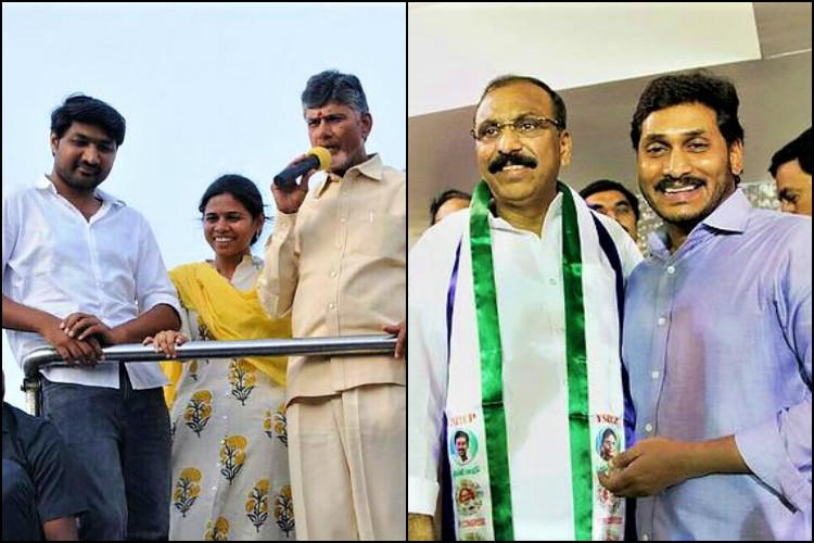Jagan Mohan Reddy calls AP CM liar, asks people to dethrone him