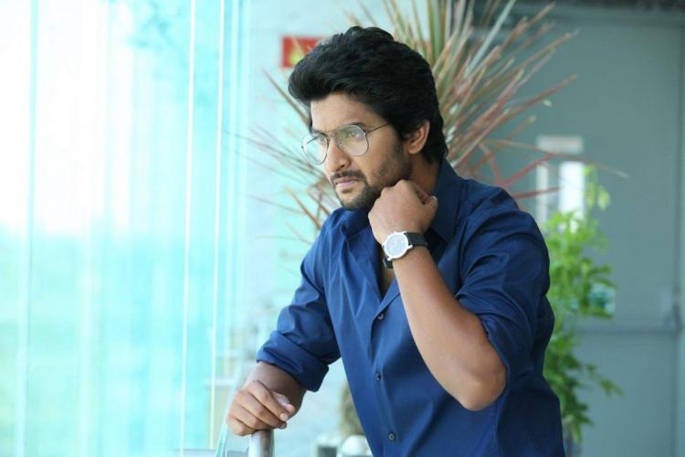 Nani resumes shooting for upcoming Telugu film Tuck Jagadish