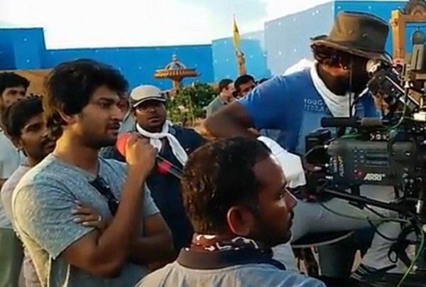 Nani steps into directors role on sets of Baahubali The Conclusion