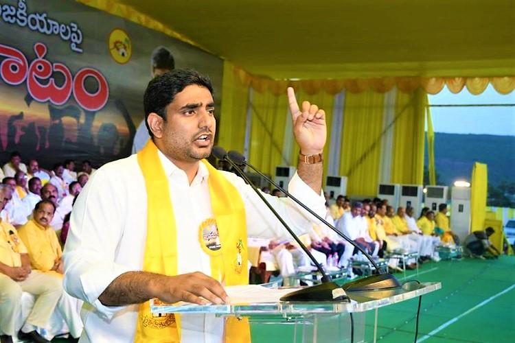 TDP sets up shelter for party sympathisers allegedly attacked by ruling YSRCP in AP