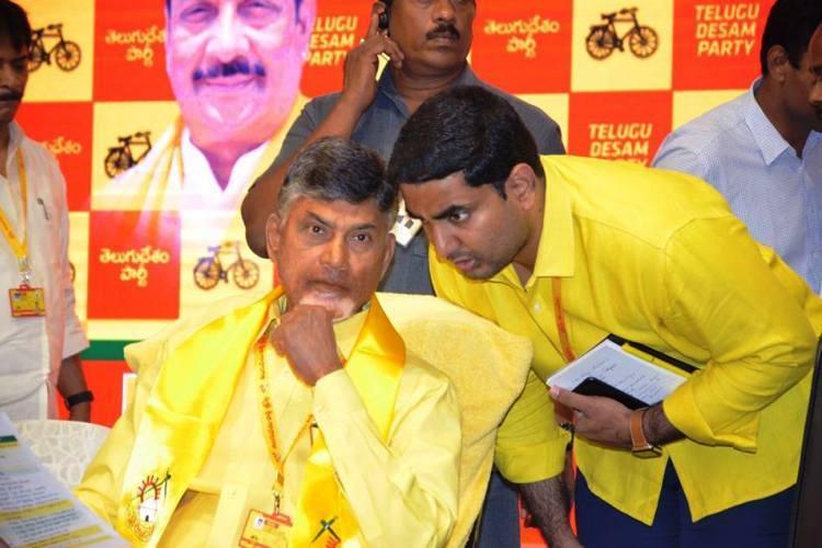 Watch Chandrababu Naidus family declares assets grandson Devansh richer than Lokesh