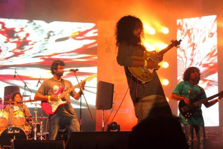 Kerala rock bands new song nails states political tamasha