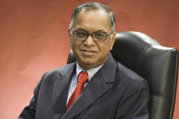 Indians should work for 60 hours a week for next 2-3 yrs to revive economy Narayana Murthy