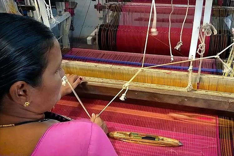 Watch How weavers in Telanganas Narayanpet are hoping to turn a profit