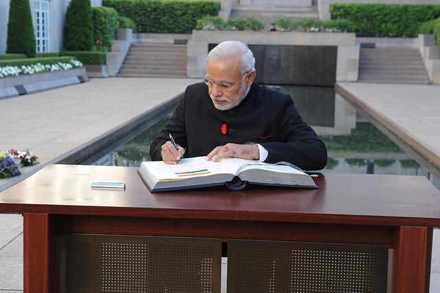Rs 4700 in hand assets over Rs 1 crore PMO releases Modis asset details