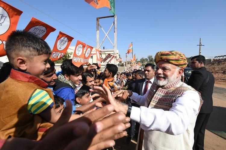I sold tea but I did not sell the nation Modis Gujarat pitch