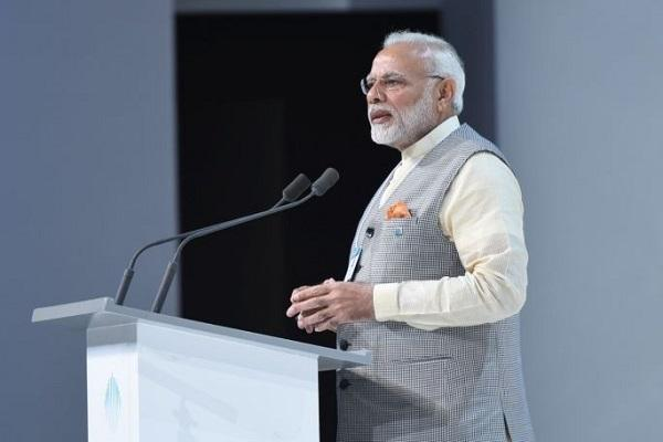 Technology must be used for progress not destruction PM Modi