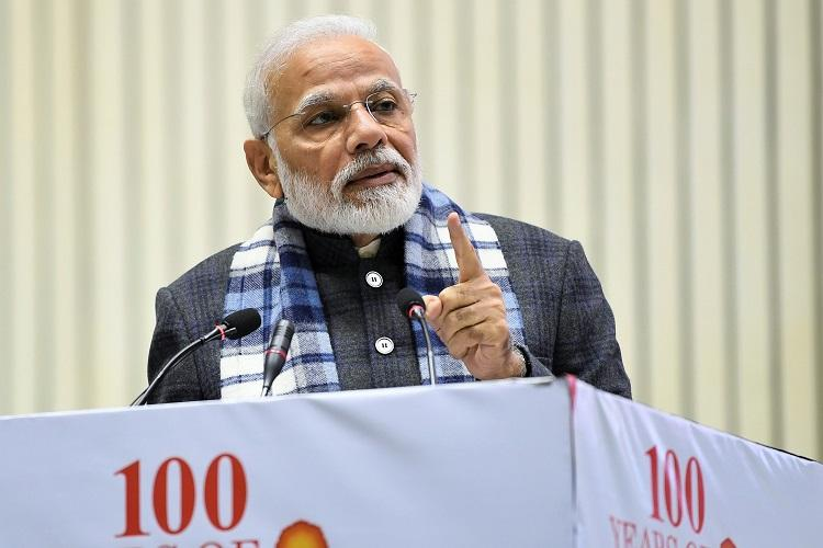 Fundamentals of the Indian economy strong PM Modi tells Parliament